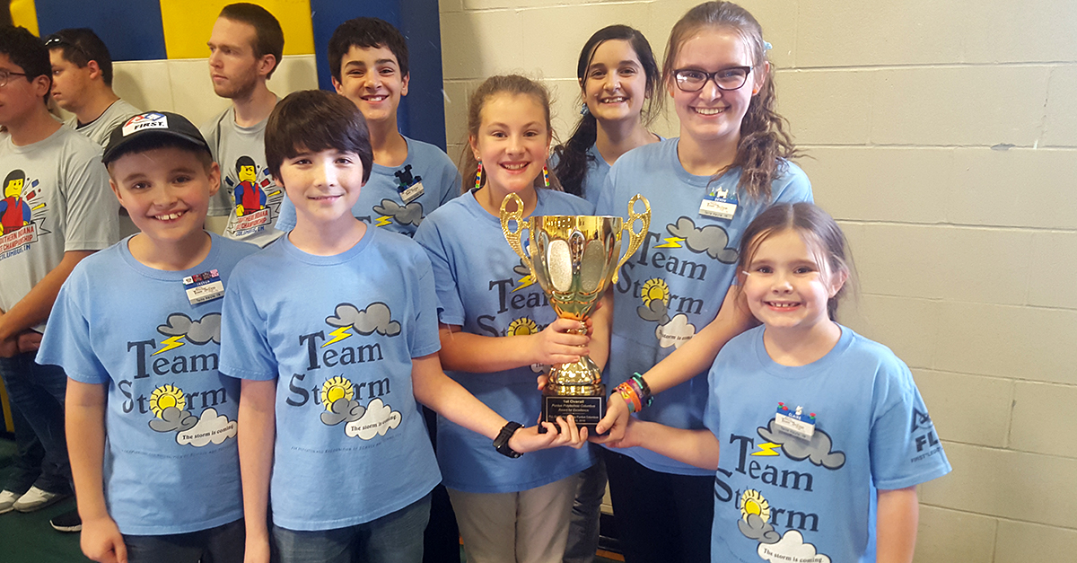 FIRST LEGO League Southern State Championship to be in