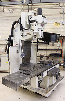 Fryer 3-axis CNC