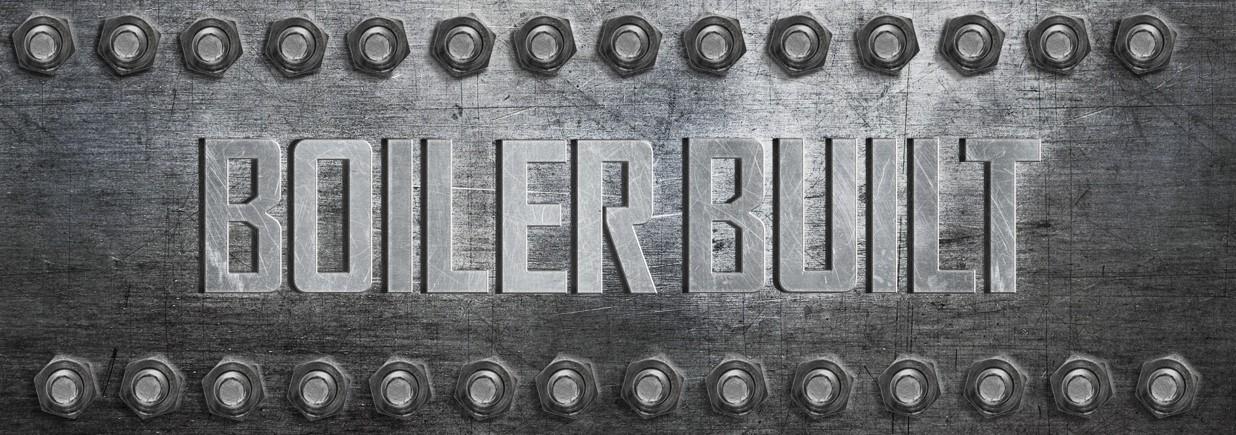 Boiler Built logo