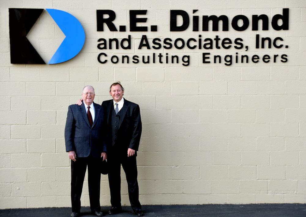Bob Dimond & Dan Dimond (April 2012)