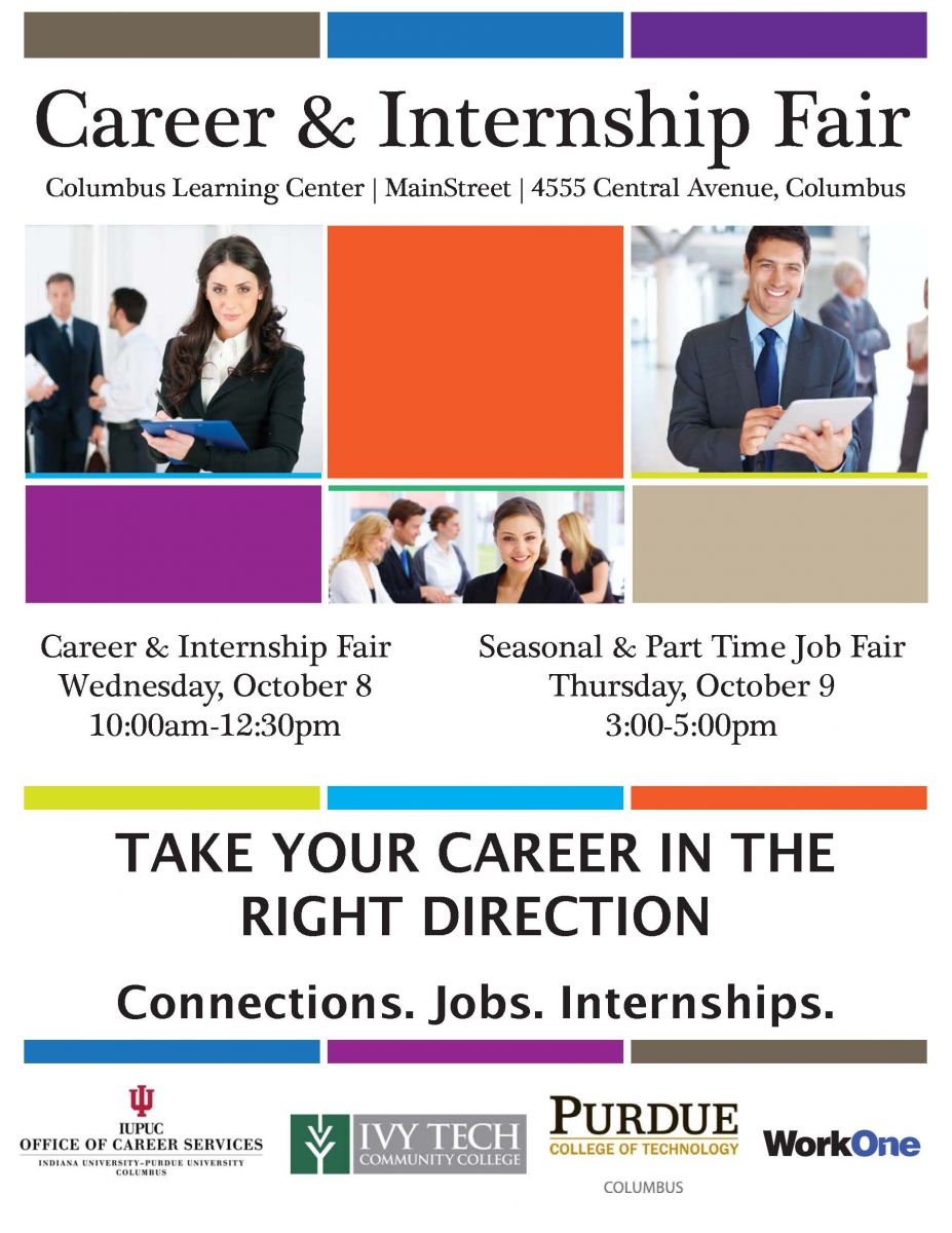 Seasonal and part time job fair purdue columbus purdue the season and part time job fair is one of several career or job fairs planned for the 2014 15 academic year the college invites you to participate in all stopboris Choice Image