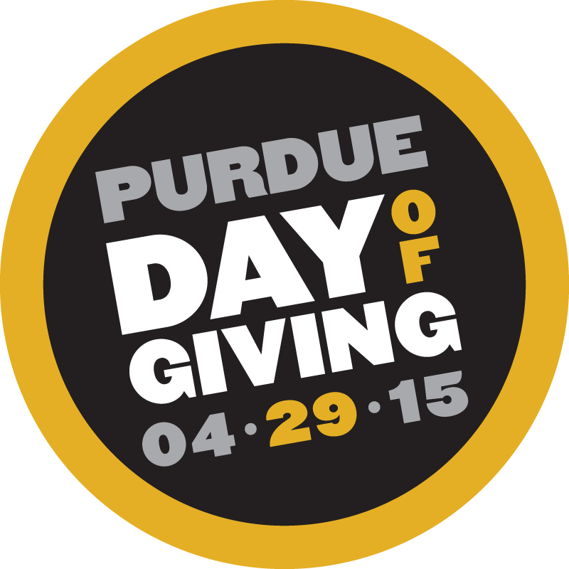 Purdue Day of Giving logo