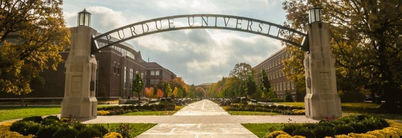 Purdue University Campus