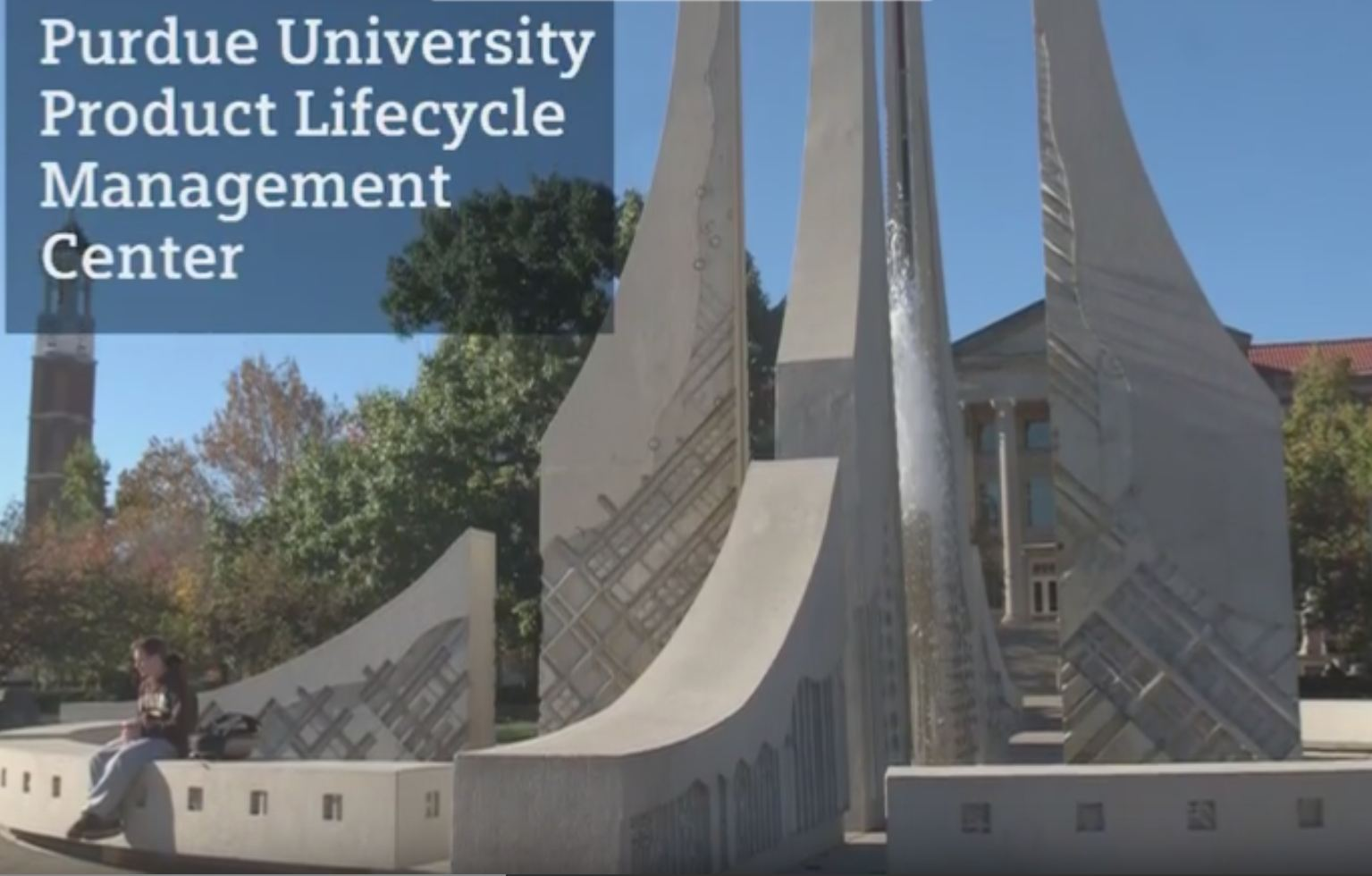 Purdue University Product Lifecycle Management Center