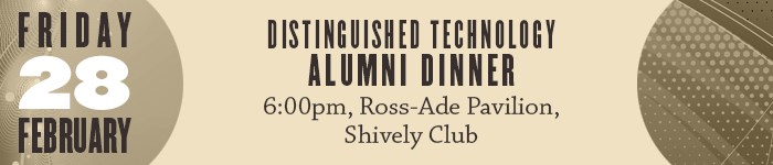 Distinguished Alumni Awards Dinner