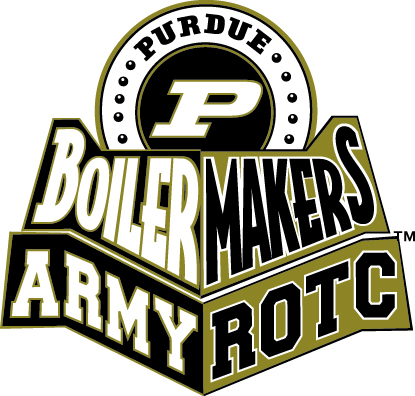 Purdue University Army ROTC Color