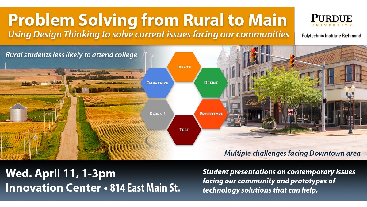 Problem Solving from Rural to Main: