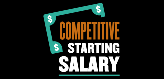 For the Payoff - Competitive Starting Salary
