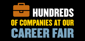 For the Payoff - career Fairs