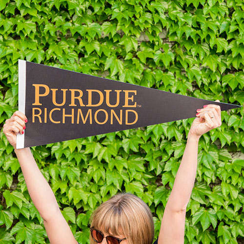 Purdue Richmond Pennant