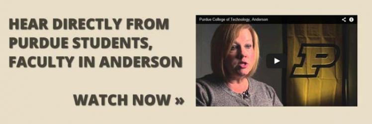 Video highlights student, instructor perspectives of Anderson
