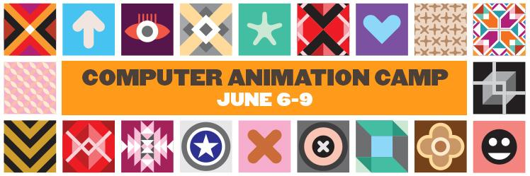 Computer Animation Camp - Columbus promo