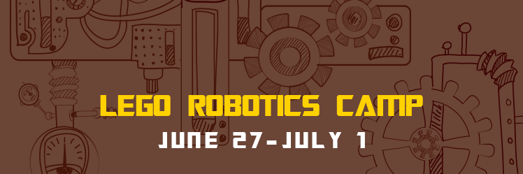 Lego Robotics Camp - Columbus promo
