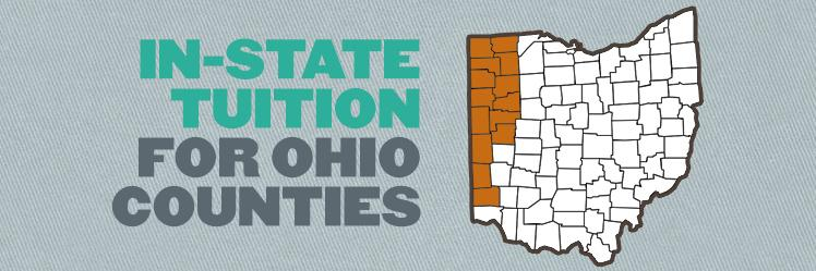 In-state tuition for Ohio residents