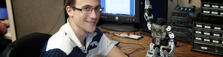 Robotics Engineering Technology degree at Purdue