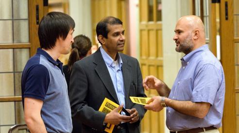 Louis Hickman, Ragu Athinarayanan, & Mesut Akdere