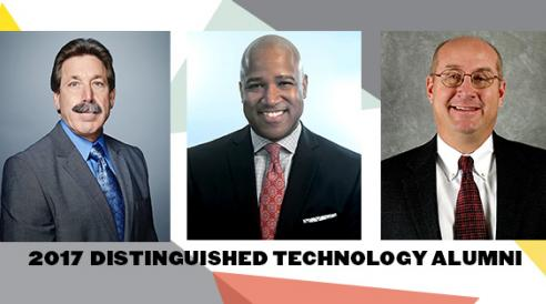 2017 Distinguished Technology Alumni