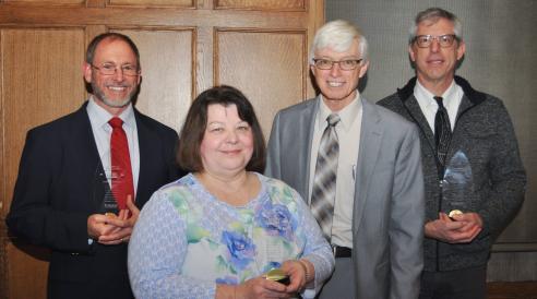 James Jenkins, Linda Naimi, Gary Bertoline & Mark French