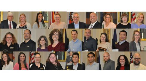Polytechnic faculty and staff award & recognition recipients