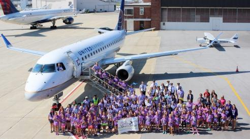 2017 Girls in Aviation Day