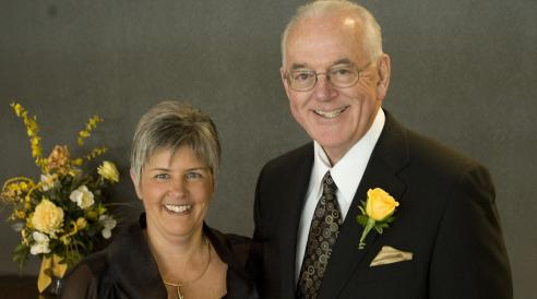 Sheli and Jim Remick