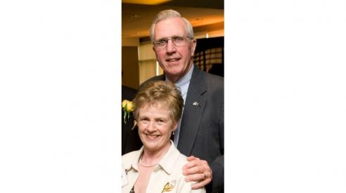 Tom and Judy Sheehan