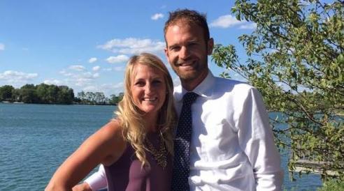 Amanda & Brent Vermeulen