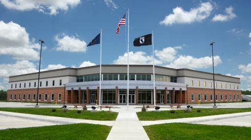 The WestGate Academy Conference and Training Center in Odon, Indiana