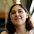 Janeth Vargas, CIT major