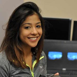 Sadia Qasim, CGT graduate